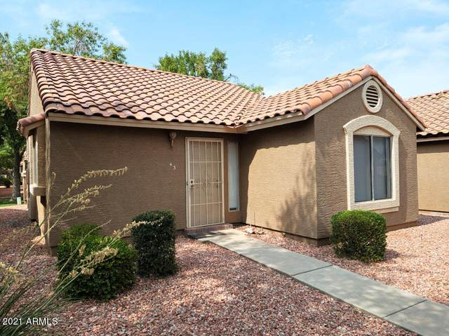 7040 W Olive Avenue #43, Peoria, AZ 85345 (MLS #6267723) :: CANAM Realty Group
