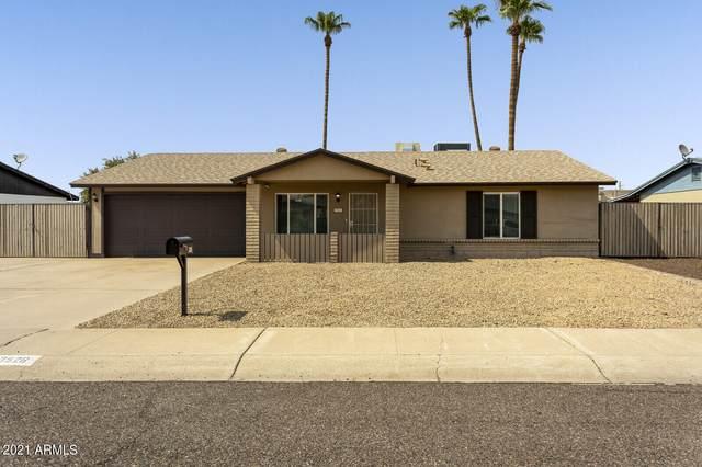 3526 W Voltaire Avenue, Phoenix, AZ 85029 (MLS #6267725) :: Yost Realty Group at RE/MAX Casa Grande