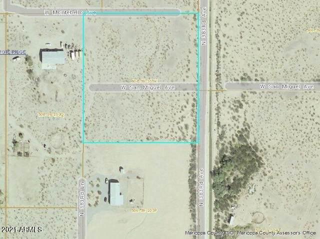 38321 W San Miguel Avenue, Tonopah, AZ 85354 (MLS #6267735) :: Klaus Team Real Estate Solutions