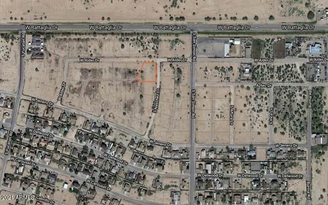 12990 S Naschez Lane, Arizona City, AZ 85123 (MLS #6267738) :: Devor Real Estate Associates
