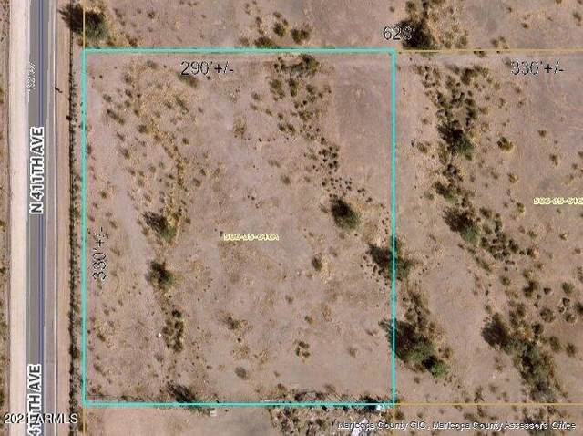 0 N 411th Avenue, Tonopah, AZ 85354 (MLS #6267747) :: Klaus Team Real Estate Solutions