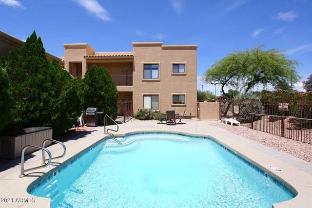11674 N Saguaro Boulevard #102, Fountain Hills, AZ 85268 (MLS #6267754) :: Yost Realty Group at RE/MAX Casa Grande