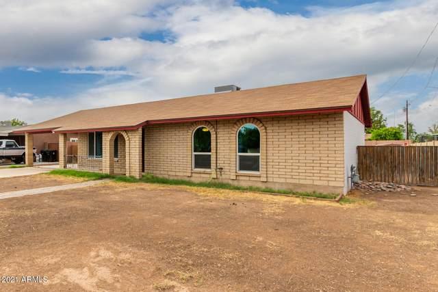 2422 E Brown Road, Mesa, AZ 85213 (MLS #6267757) :: Executive Realty Advisors