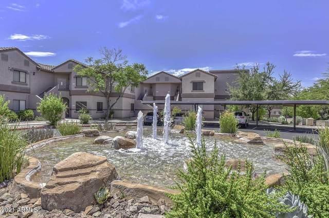 9555 E Raintree Drive #1060, Scottsdale, AZ 85260 (MLS #6267793) :: The Daniel Montez Real Estate Group