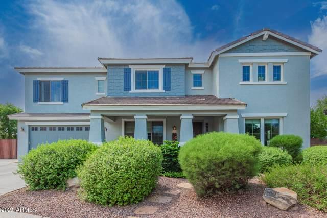 19789 S 190TH Drive, Queen Creek, AZ 85142 (MLS #6267809) :: Executive Realty Advisors