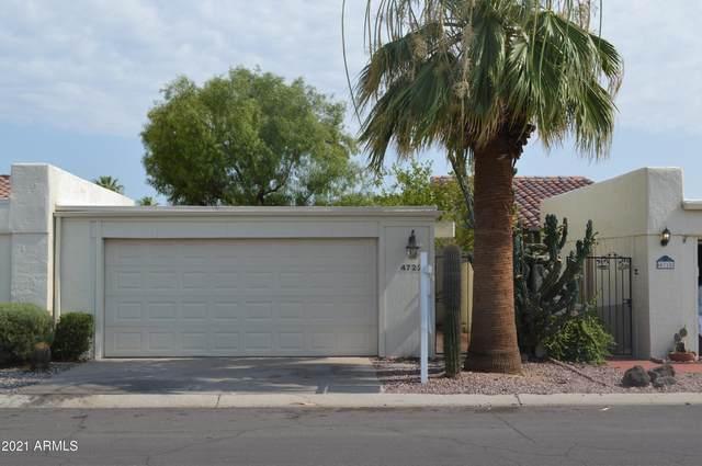 4722 W Palmaire Avenue, Glendale, AZ 85301 (MLS #6267811) :: Yost Realty Group at RE/MAX Casa Grande