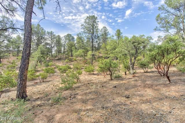 807 N Desert Mimosa Circle, Payson, AZ 85541 (MLS #6267823) :: Devor Real Estate Associates