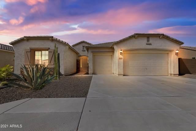 18157 W Las Palmaritas Drive, Waddell, AZ 85355 (MLS #6267836) :: Elite Home Advisors