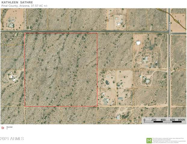 0 W Pampas Grass Road, Maricopa, AZ 85139 (MLS #6267838) :: Executive Realty Advisors