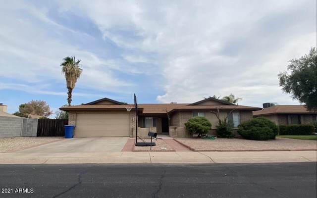 903 W Mission Drive, Chandler, AZ 85225 (MLS #6267853) :: Yost Realty Group at RE/MAX Casa Grande