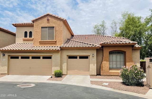 2600 E Springfield Place #87, Chandler, AZ 85286 (MLS #6267867) :: Yost Realty Group at RE/MAX Casa Grande