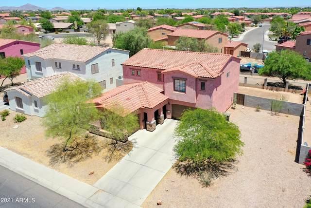 40 N Pottebaum Avenue, Casa Grande, AZ 85122 (MLS #6267870) :: Yost Realty Group at RE/MAX Casa Grande