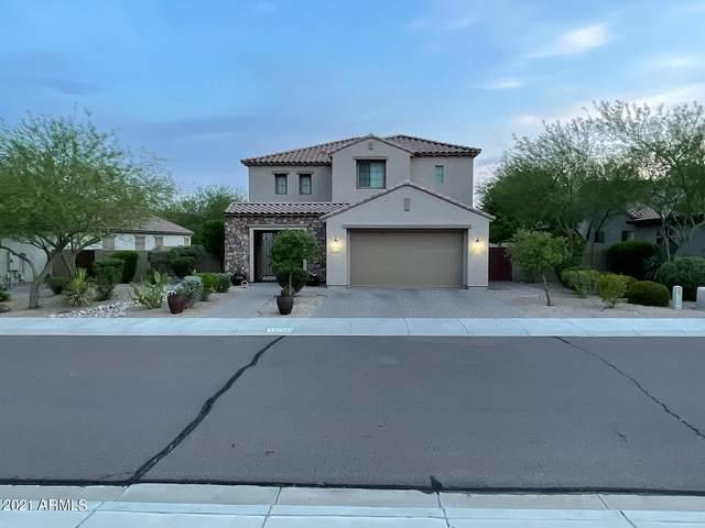 27322 N Higuera Drive, Peoria, AZ 85383 (MLS #6267880) :: Yost Realty Group at RE/MAX Casa Grande