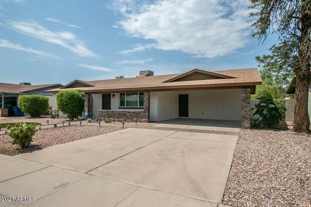 1418 W Megan Street, Chandler, AZ 85224 (MLS #6267886) :: Devor Real Estate Associates