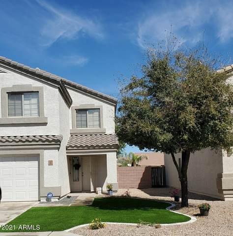 3062 W Santa Cruz Avenue, Queen Creek, AZ 85142 (MLS #6267887) :: Howe Realty
