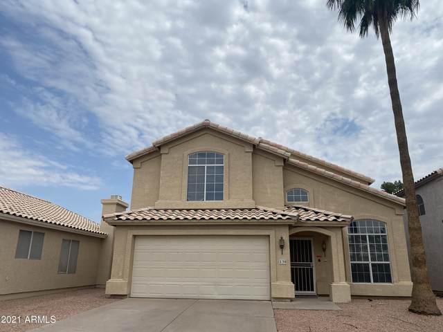 130 W Desert Court, Gilbert, AZ 85233 (MLS #6267892) :: Devor Real Estate Associates