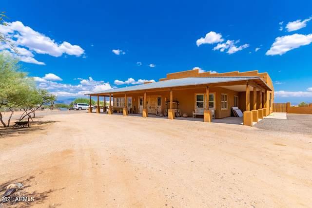 30817 N 144TH Street, Scottsdale, AZ 85262 (MLS #6267895) :: Elite Home Advisors
