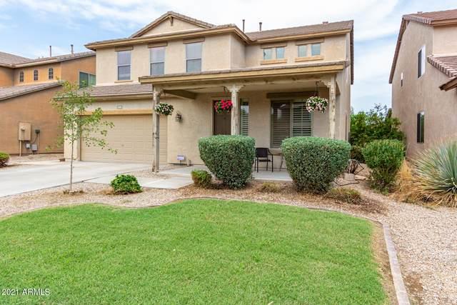 1048 W Desert Valley Drive, San Tan Valley, AZ 85143 (MLS #6267904) :: Yost Realty Group at RE/MAX Casa Grande