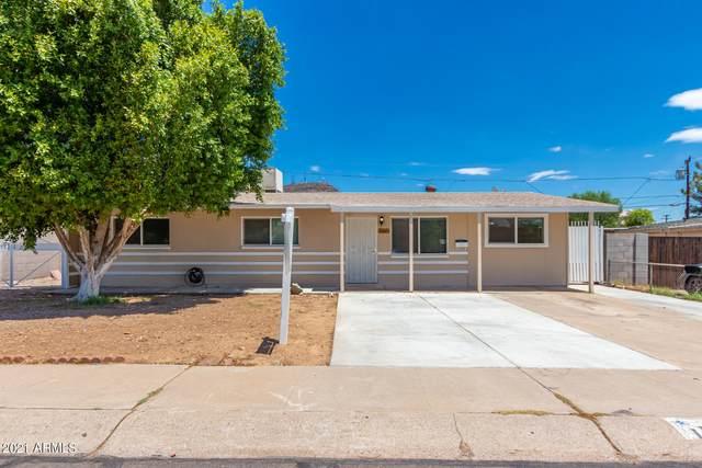 11643 N 21ST Drive, Phoenix, AZ 85029 (MLS #6267905) :: Yost Realty Group at RE/MAX Casa Grande