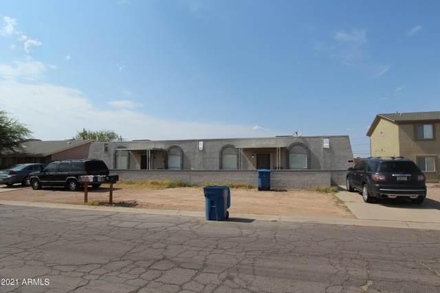 1548 E 28th Avenue, Apache Junction, AZ 85119 (MLS #6267918) :: Jonny West Real Estate