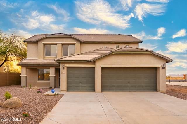 4620 W Almond Avenue, Coolidge, AZ 85128 (MLS #6267919) :: Executive Realty Advisors