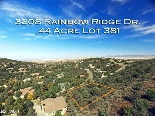 3208 Rainbow Ridge Drive, Prescott, AZ 86303 (MLS #6267953) :: The Garcia Group