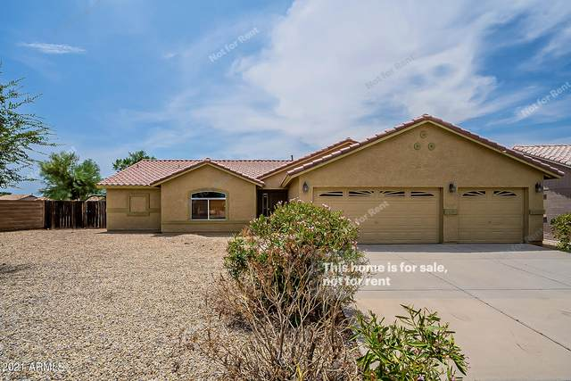 1333 W 14TH Avenue, Apache Junction, AZ 85120 (MLS #6267961) :: Yost Realty Group at RE/MAX Casa Grande