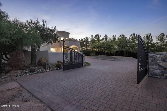 27828 N 143RD Street, Scottsdale, AZ 85262 (MLS #6267980) :: Elite Home Advisors