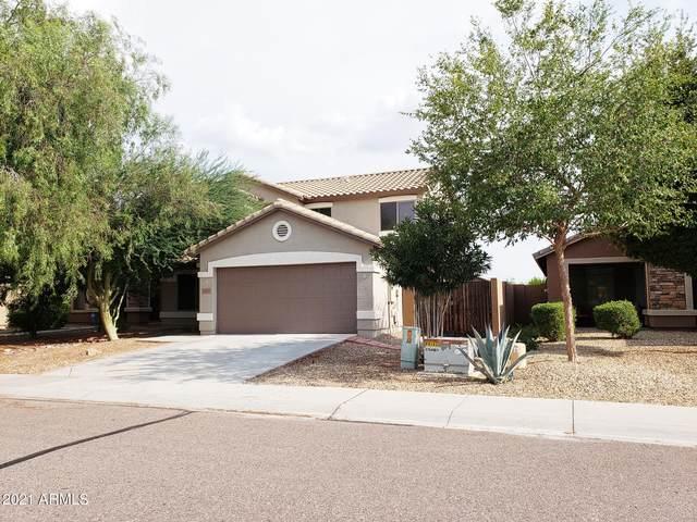 5237 W Pleasant Lane, Laveen, AZ 85339 (MLS #6267987) :: Yost Realty Group at RE/MAX Casa Grande