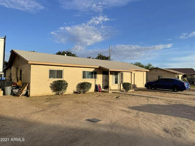 211 4TH Avenue W, Buckeye, AZ 85326 (MLS #6267996) :: Klaus Team Real Estate Solutions