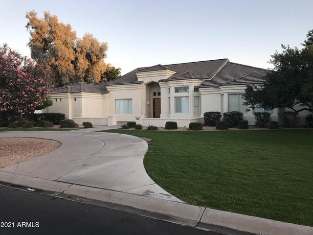10335 N 49TH Place, Paradise Valley, AZ 85253 (MLS #6267997) :: The Garcia Group
