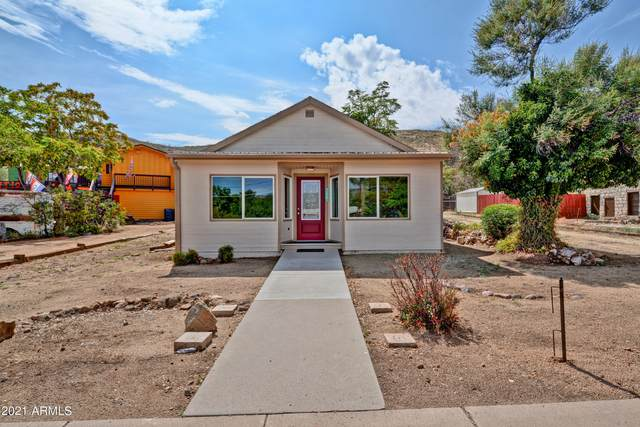 22763 S State Route 89, Yarnell, AZ 85362 (MLS #6267999) :: Executive Realty Advisors