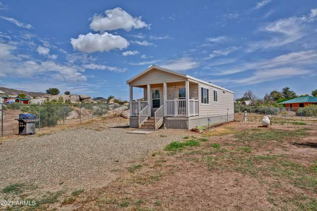 17490 W Westward Drive, Yarnell, AZ 85362 (MLS #6268003) :: Executive Realty Advisors