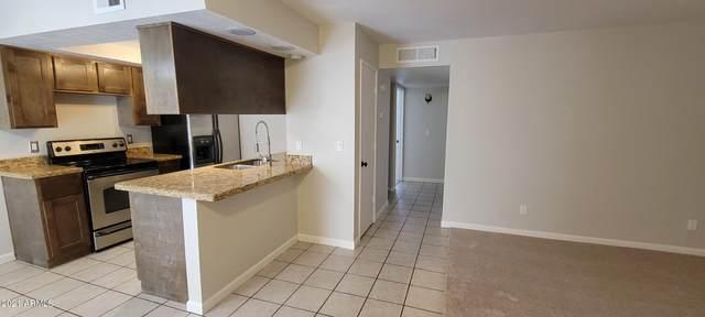 520 N Stapley Drive #113, Mesa, AZ 85203 (MLS #6268006) :: Executive Realty Advisors