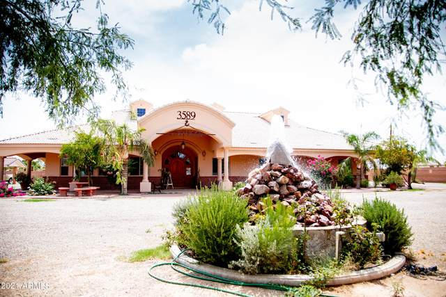 3589 S Henness Road, Casa Grande, AZ 85122 (MLS #6268009) :: Yost Realty Group at RE/MAX Casa Grande