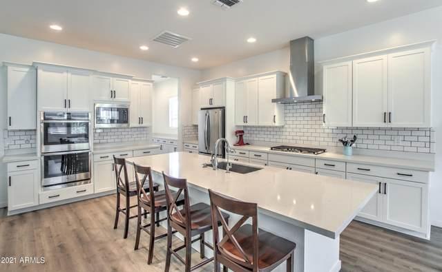 1133 E La Mirada Drive, Phoenix, AZ 85042 (MLS #6268017) :: Arizona 1 Real Estate Team