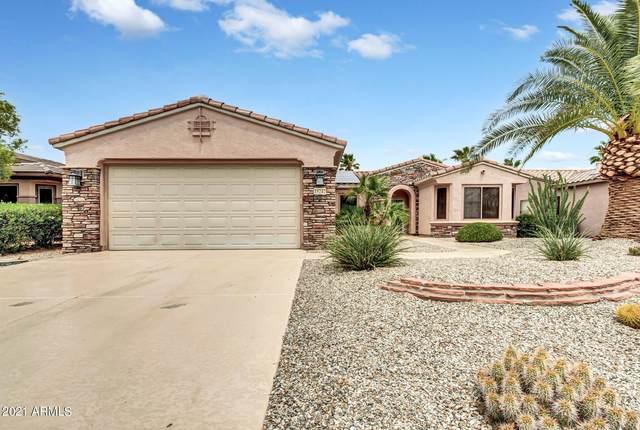 15242 W Kidneywood Lane, Surprise, AZ 85374 (MLS #6268037) :: Long Realty West Valley