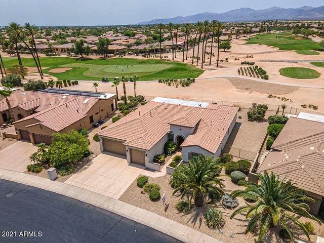 16737 W Loma Verde Trail, Surprise, AZ 85387 (MLS #6268038) :: Long Realty West Valley