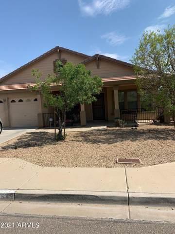 8545 W Hughes Drive, Tolleson, AZ 85353 (MLS #6268042) :: Yost Realty Group at RE/MAX Casa Grande