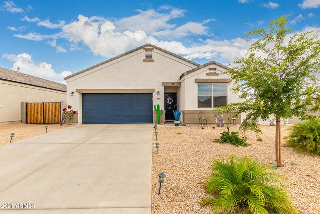 11571 E Verbina Lane, Florence, AZ 85132 (MLS #6268053) :: Yost Realty Group at RE/MAX Casa Grande