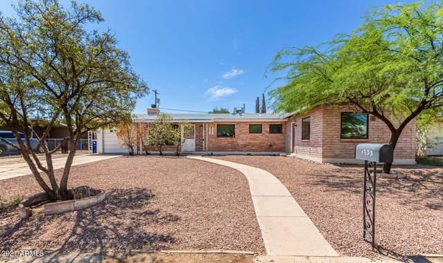 1233 S Avenida Sirio, Tucson, AZ 85710 (MLS #6268068) :: Keller Williams Realty Phoenix
