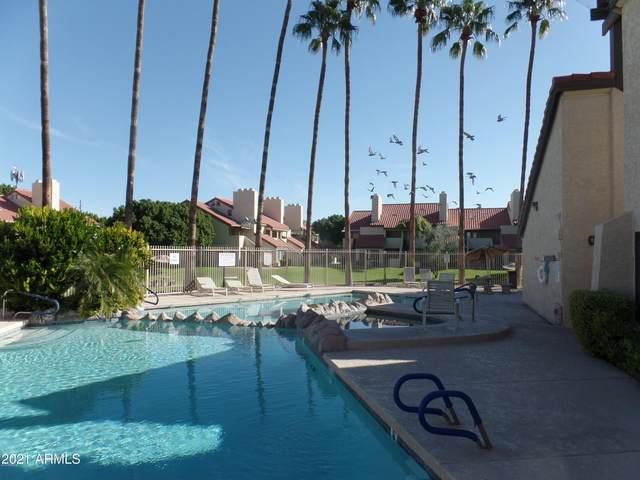 30 E Brown Road #2031, Mesa, AZ 85201 (MLS #6268070) :: Executive Realty Advisors