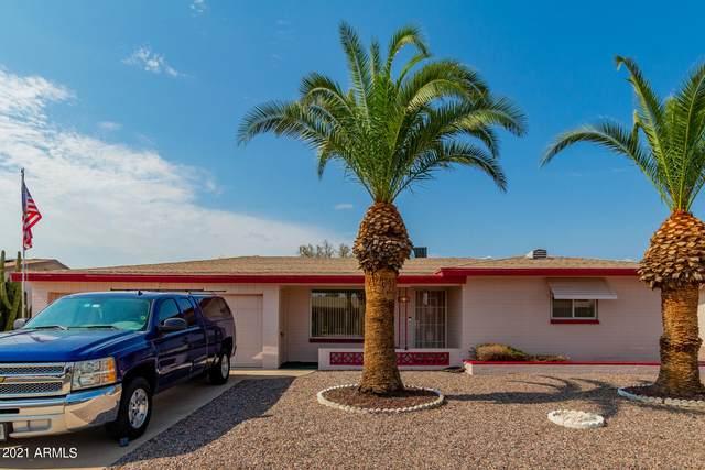 6020 E Billings Street, Mesa, AZ 85205 (MLS #6268078) :: The Dobbins Team