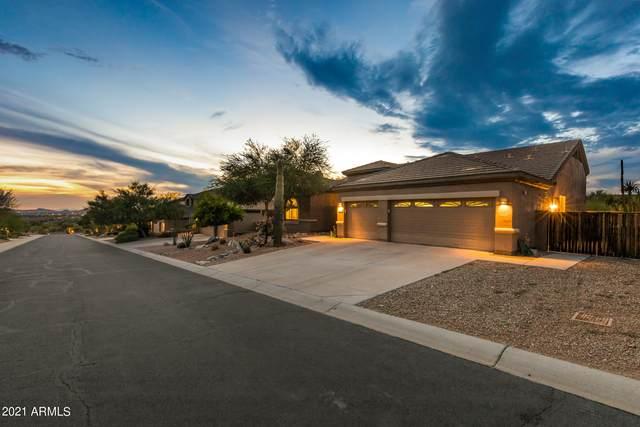 10660 E Butherus Drive, Scottsdale, AZ 85255 (MLS #6268087) :: Executive Realty Advisors