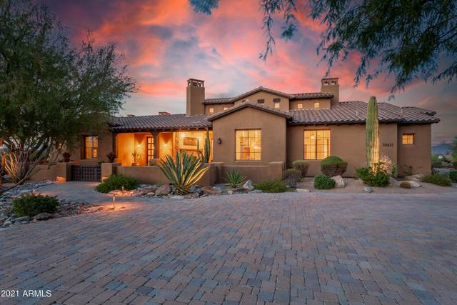 28421 N Rio Mountain Court, Scottsdale, AZ 85262 (MLS #6268104) :: The Newman Team