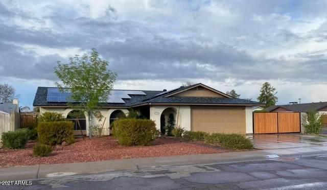 5722 W Campo Bello Drive, Glendale, AZ 85308 (MLS #6268118) :: Yost Realty Group at RE/MAX Casa Grande