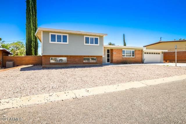 249 Carl Hayden Drive, Sierra Vista, AZ 85635 (MLS #6268119) :: Yost Realty Group at RE/MAX Casa Grande