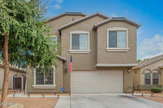 441 E Bradstock Way, San Tan Valley, AZ 85140 (MLS #6268130) :: Devor Real Estate Associates