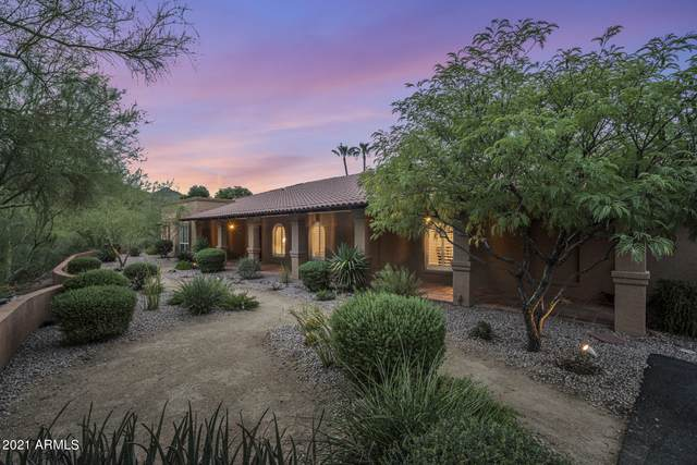 5014 E Desert Park Lane, Paradise Valley, AZ 85253 (MLS #6268139) :: The Carin Nguyen Team