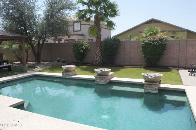 4320 N 154TH Avenue, Goodyear, AZ 85395 (MLS #6268160) :: The Daniel Montez Real Estate Group